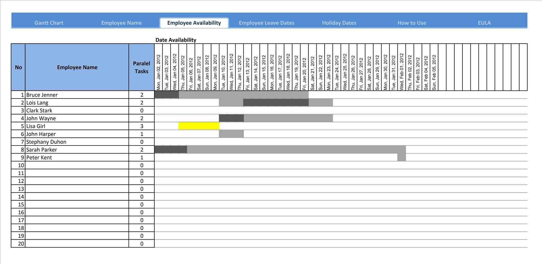 free Gantt Chart Template Excel 2007 professional excel gantt chart template project management rhpinterestcom rmwk pictures ravishing rhrunnerswebsitecom excel Gantt
