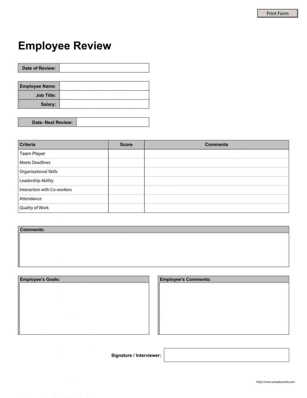 letter format doc best of rhssoftco performance Employee Performance Review Template Excel appraisal letter format doc best of employee rhssoftco review