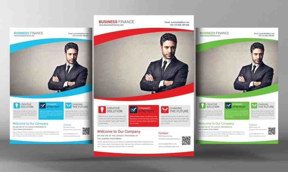 Business Flyer Template flyer template by sanaimran design bundlesrhdesignbundlesnet marketing free download print ready wisxicomrhwisxicom marketing Business Flyer Template flyer