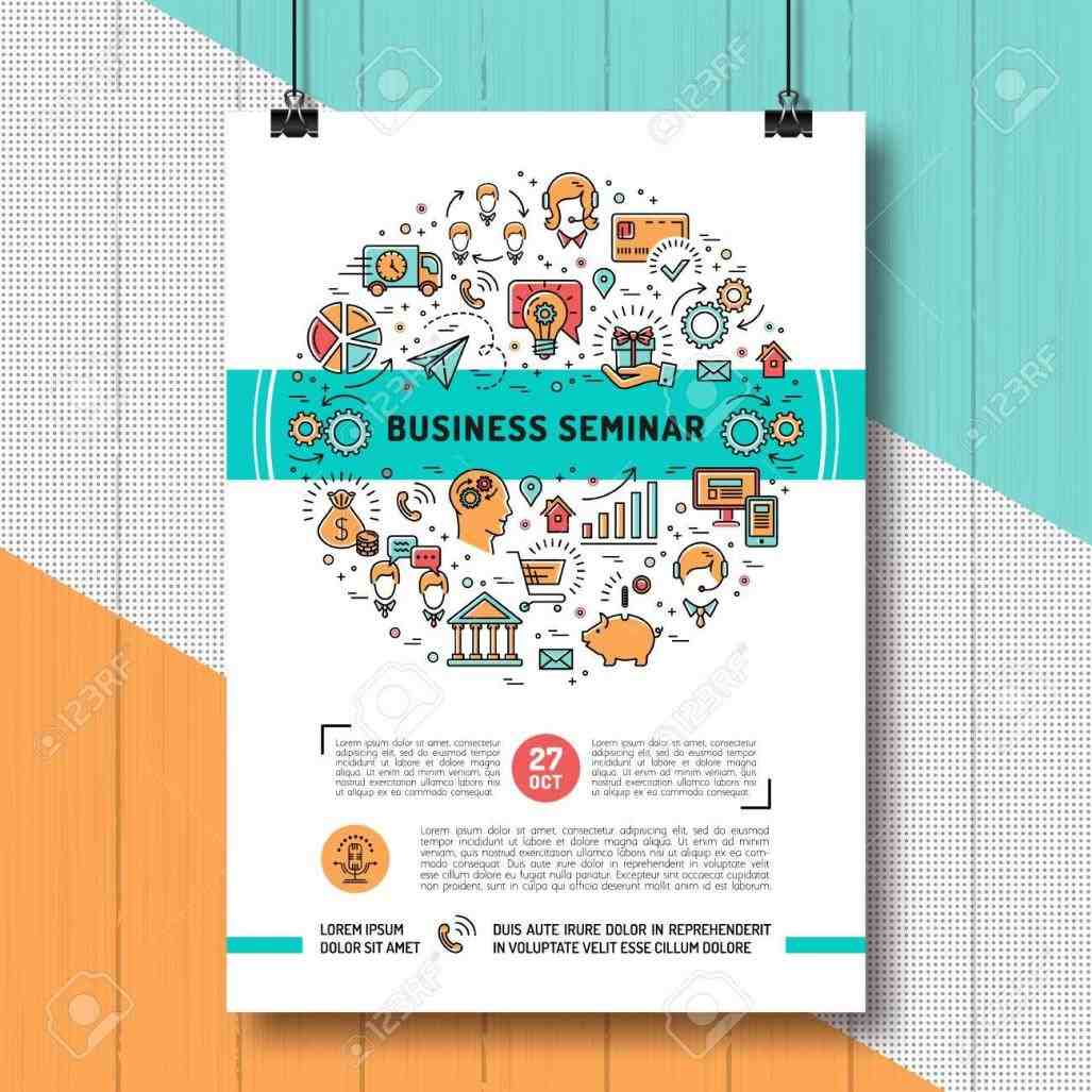 digital Marketing Poster Template marketing a poster advertisement template in psd ai rhbrandpackscom mobile app promotion flyer templates by