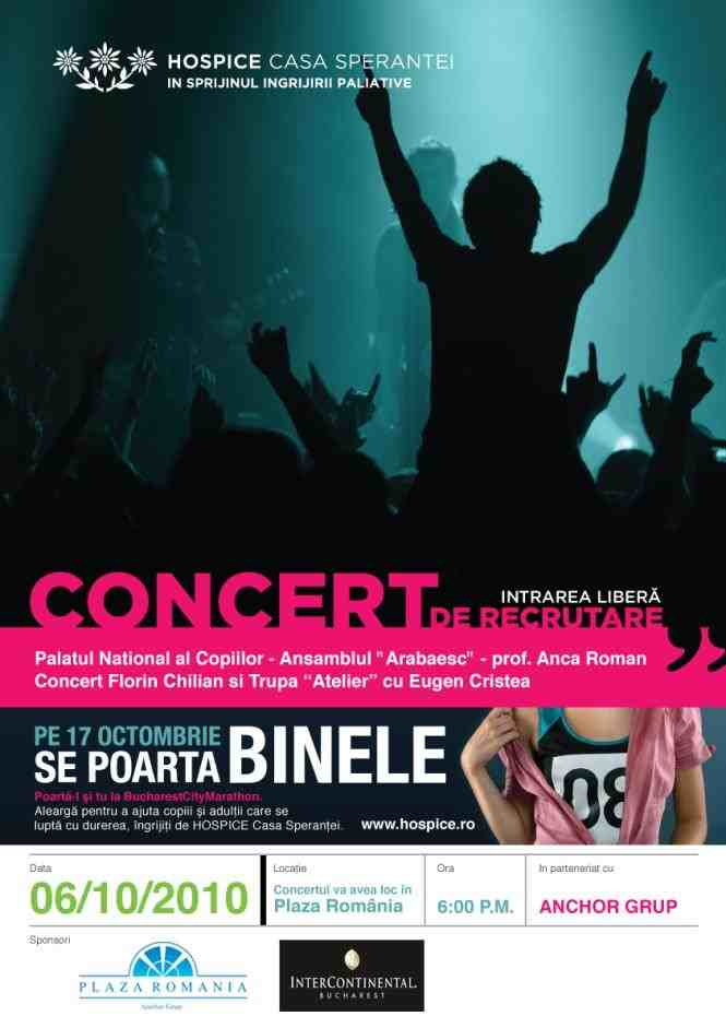 Concert Poster Template - Sample Templates - Sample Templates