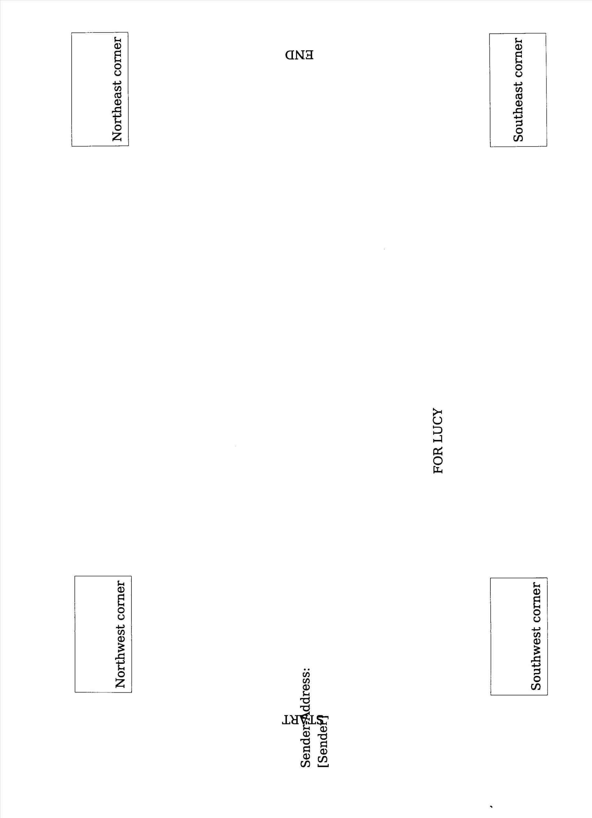 Tear-Off Flyer Template - Sample Templates - Sample Templates