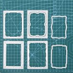 Frame Templates For Scrapbooking