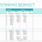 Home Budget Excel Template