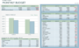 Business Monthly Budget Template